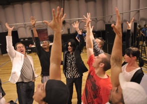 Michael Jackson: Video / Photos - THIS IS IT! Auditions & Rehearsal